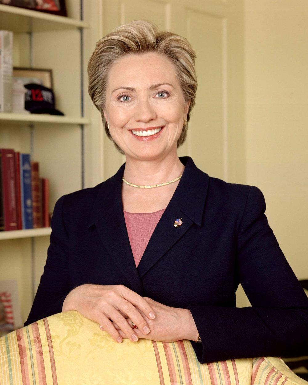 Wikipedia: Official State Senator Photo