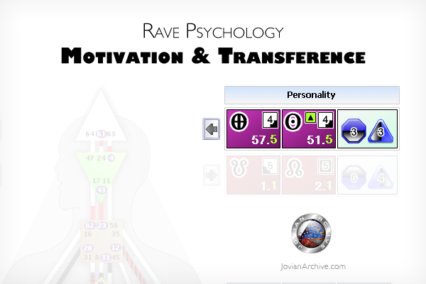 Rave Psychology Human Design System Motivation image by  JovianArchive.com